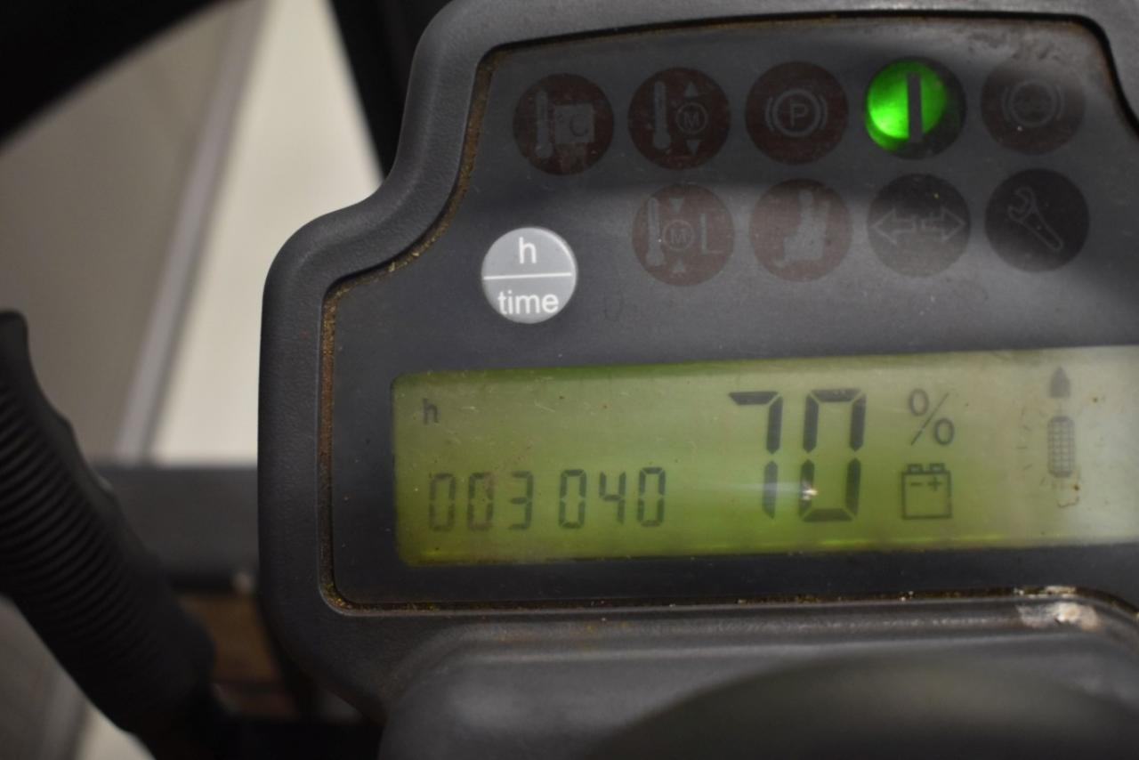 32720 JUNGHEINRICH EFG 115 - AKU, 2013, BP, pouze 3038 mth