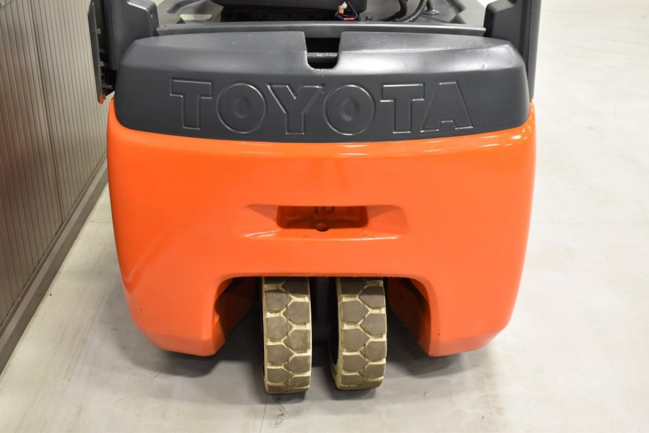32773 TOYOTA 8FBET16 - Battery, 2014, SS, Free lift