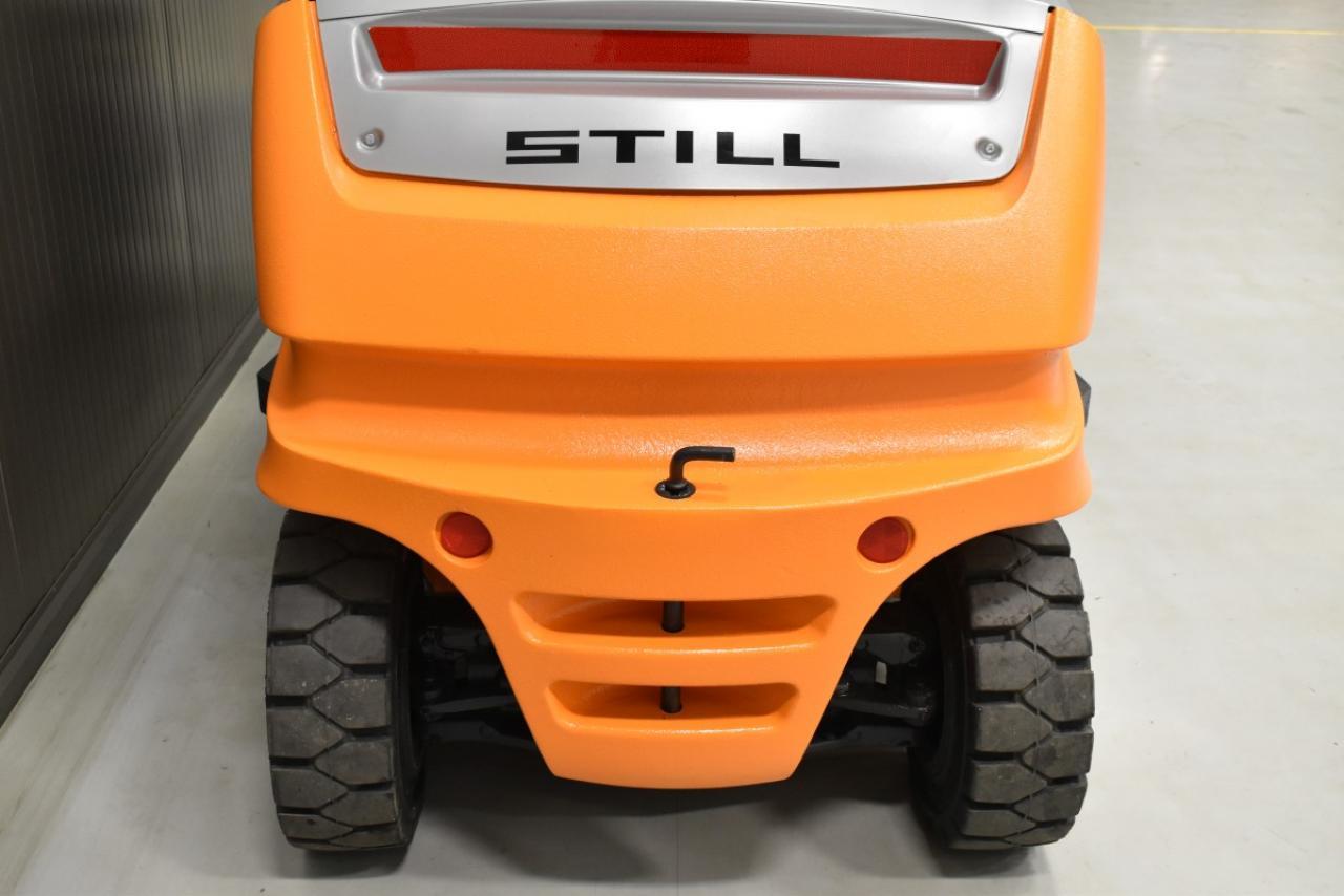 32843 STILL RX 60-50/600 - Battery, 2014, high cabin, SS+FP