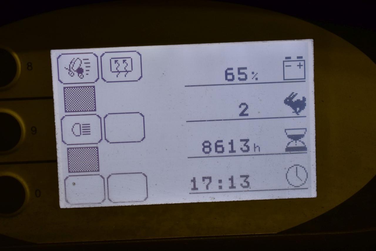 32847 STILL RX 60-45 - AKU, 2012, Kabina, BP+HSV