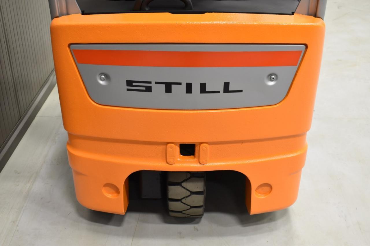 32981 STILL RX 50-15 - AKU, 2015, BP, volný zdvih, Triplex