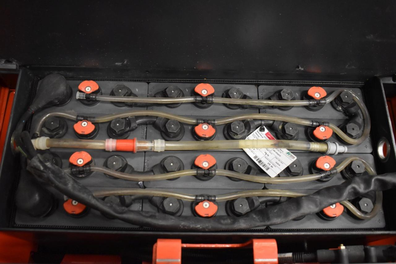 32987 LINDE L 14 - Battery, 2015, Free lift, only 4052 hrs