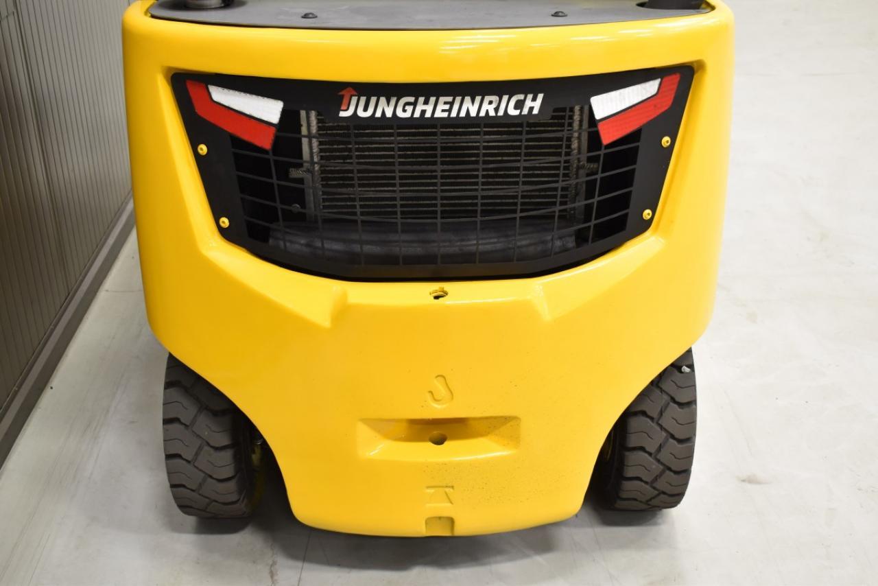 33048 JUNGHEINRICH DFG 316 S - Diesel, 2016, Kabina, BP