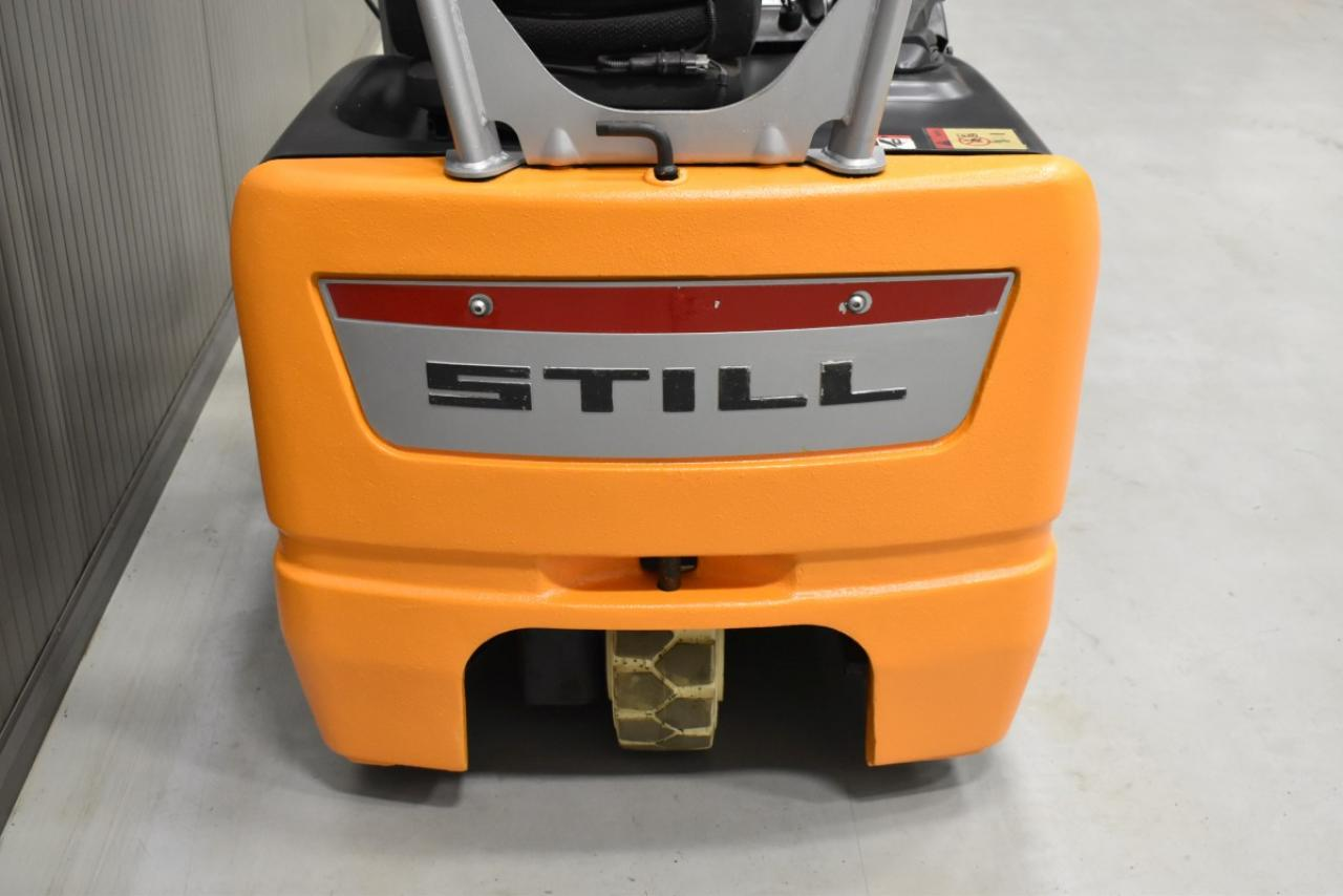 33210 STILL RX 50-10 - Battery, 2006, SS+FP, only 5592 hrs