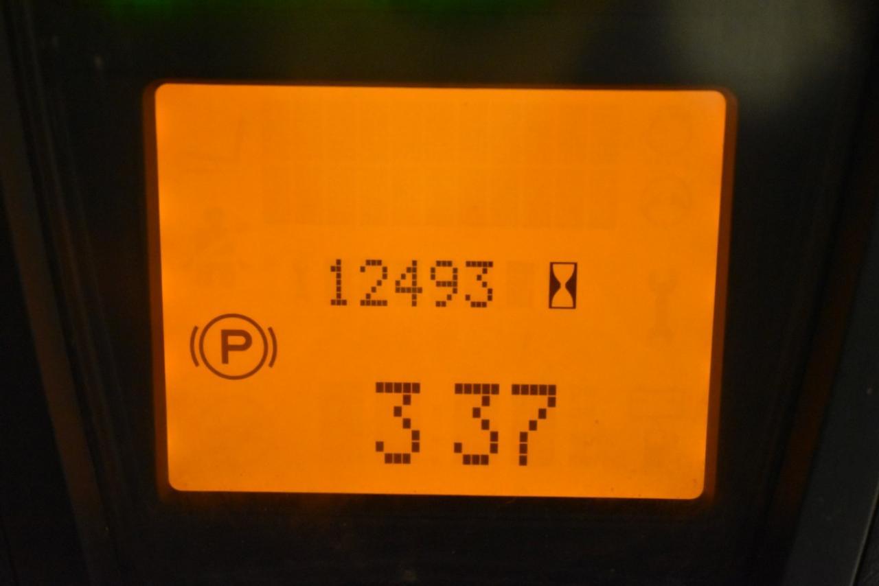 33315 LINDE E 16 PH-02 - AKU, 2014, Kabina, BP, Volný zdvih,  VÝHODNÁ CENA