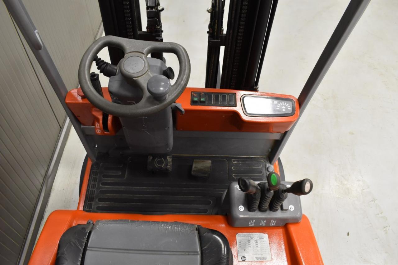 33542 BT C3E 150 R - AKU, 2008, BP, Volný zdvih, Triplex
