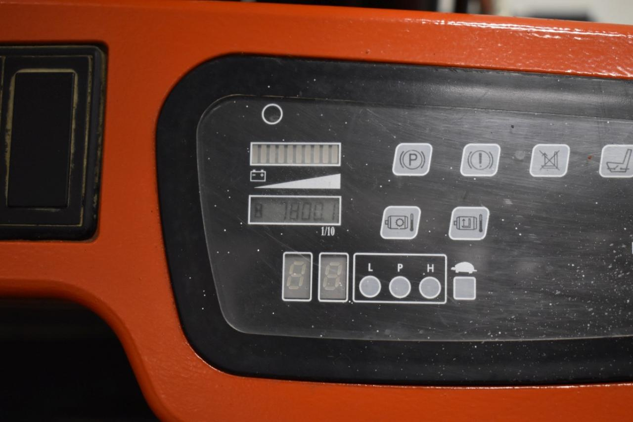 33542 BT C3E 150 R - Battery, 2008, SS, Free lift, TRIPLEX