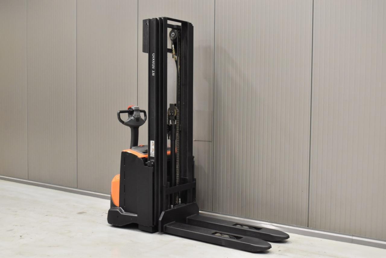 33556 BT SWE 140 - Battery, 2009, Free lift, TRIPLEX, only 2892 hrs