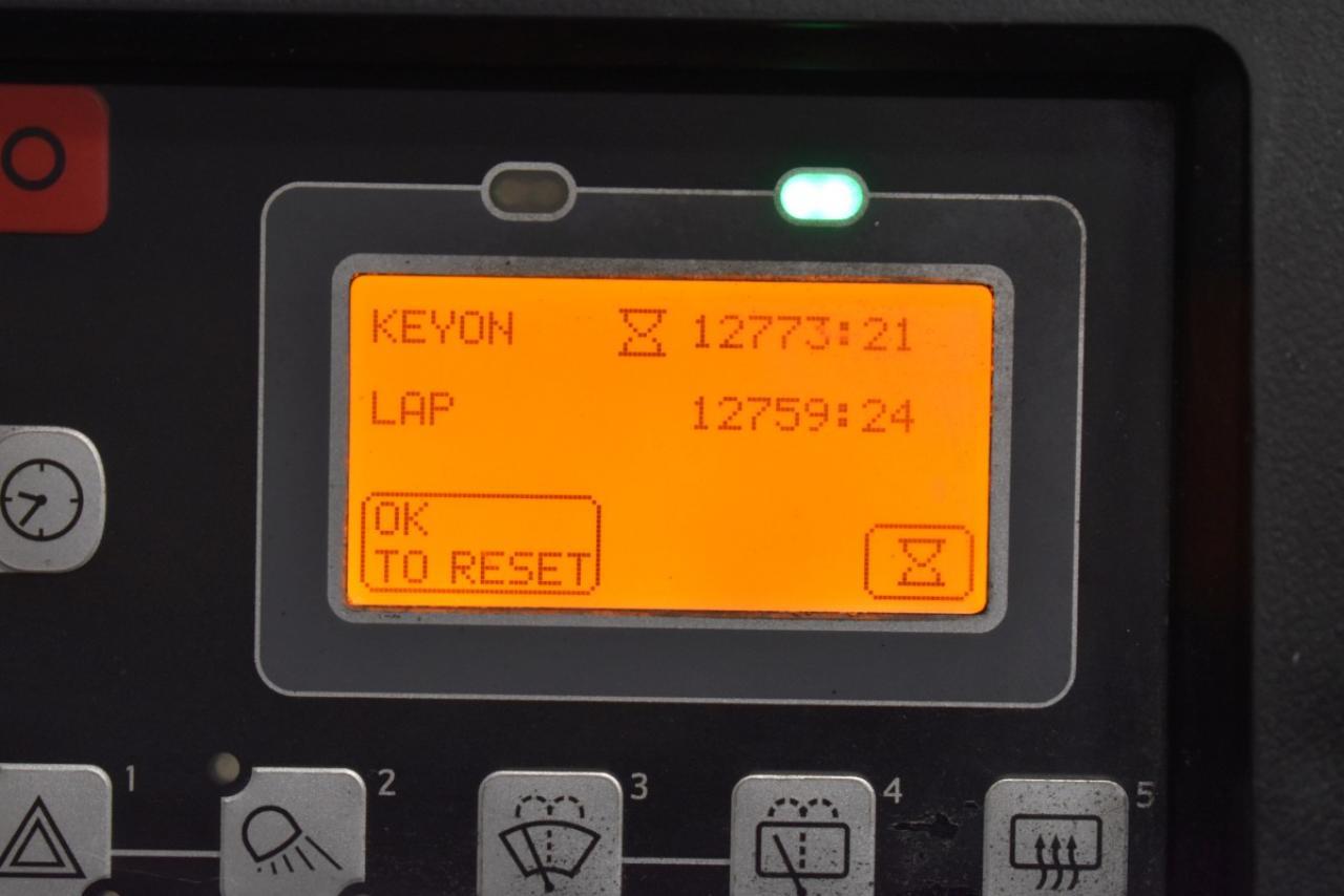 33620 TOYOTA 8FBEKT18 - Battery, 2016, SS, Free lift, only 6725 hrs