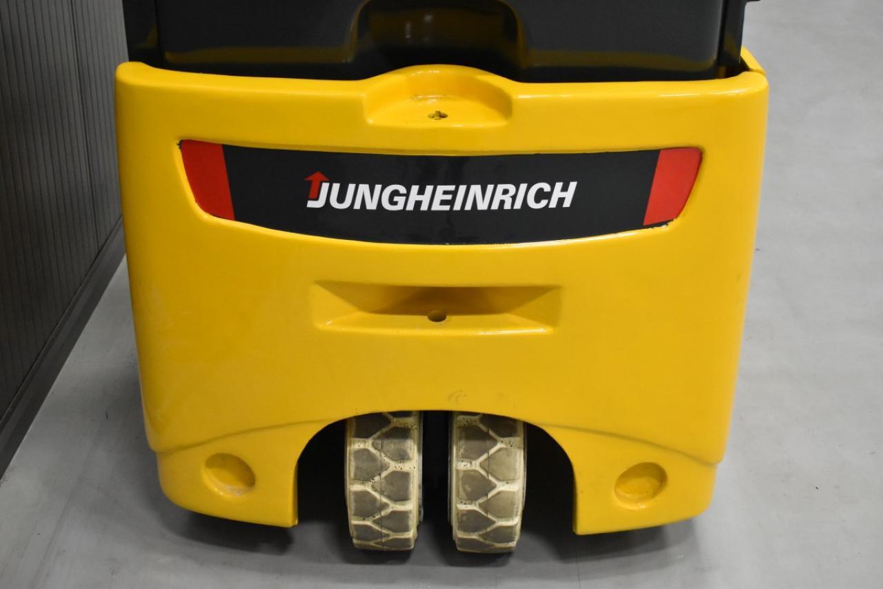 33656 JUNGHEINRICH EFG 213 - Battery, 2013, SS, Free lift, TRIPLEX,  BATT 2017