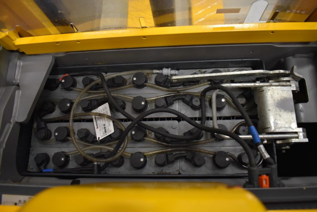 33716 JUNGHEINRICH ERC 212 - Battery, 2015