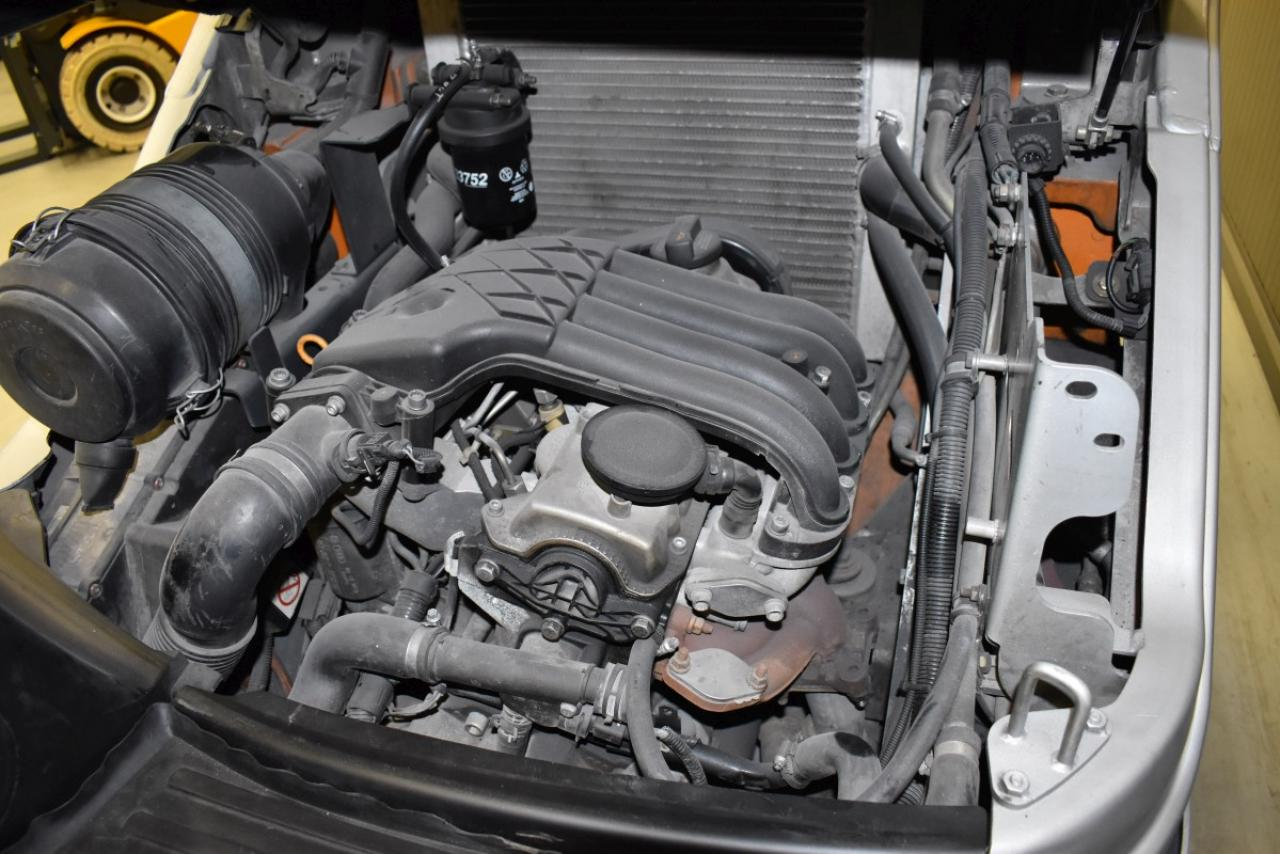 33812 STILL RX 70-35 - Diesel, 2013, BP, Volný zdvih, Triplex, pouze 8456 mth