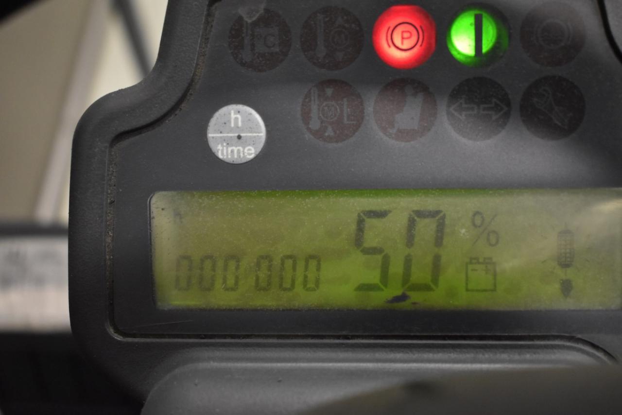 33845 JUNGHEINRICH EFG 425 K - AKU, 2011, BP, pouze 5510 mth