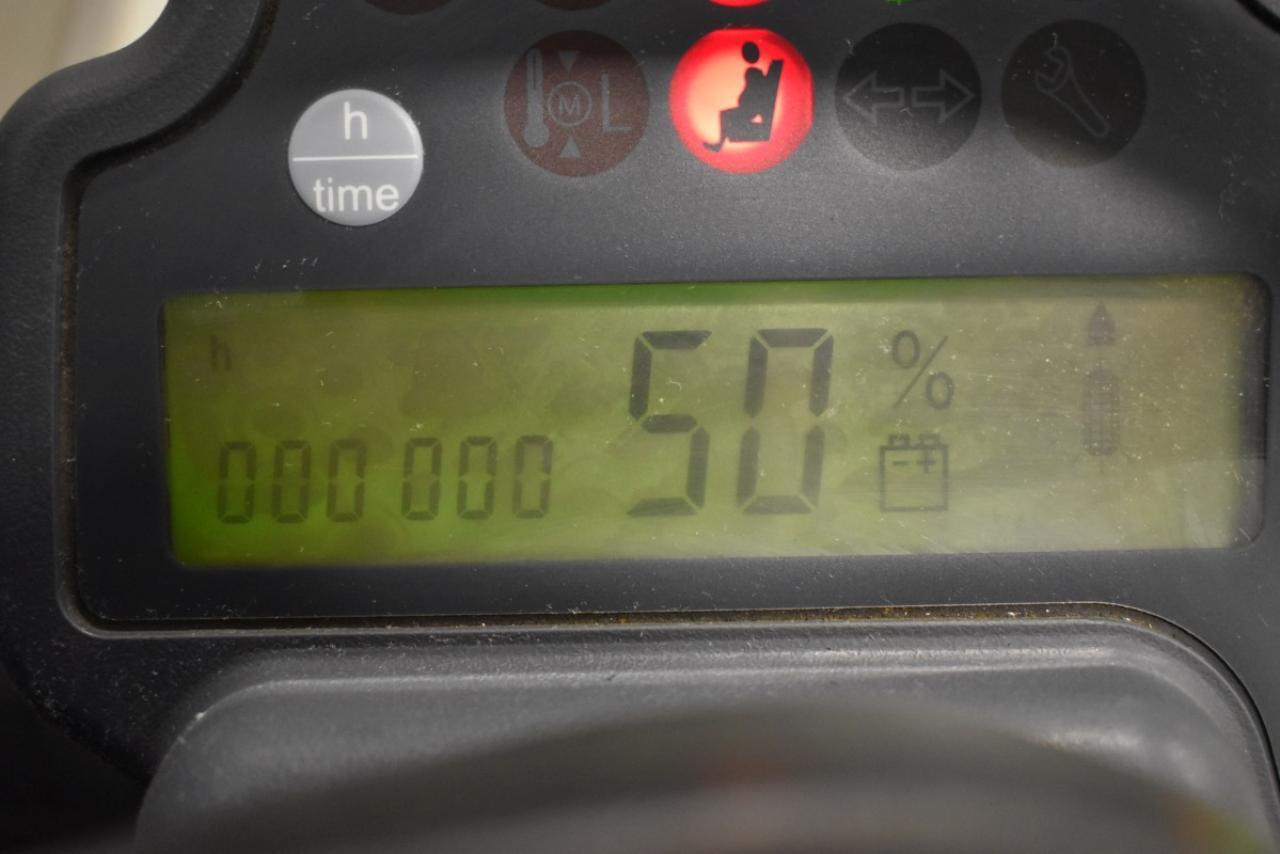 33855 JUNGHEINRICH EFG 425 K - AKU, 2011, BP, pouze 3642 mth