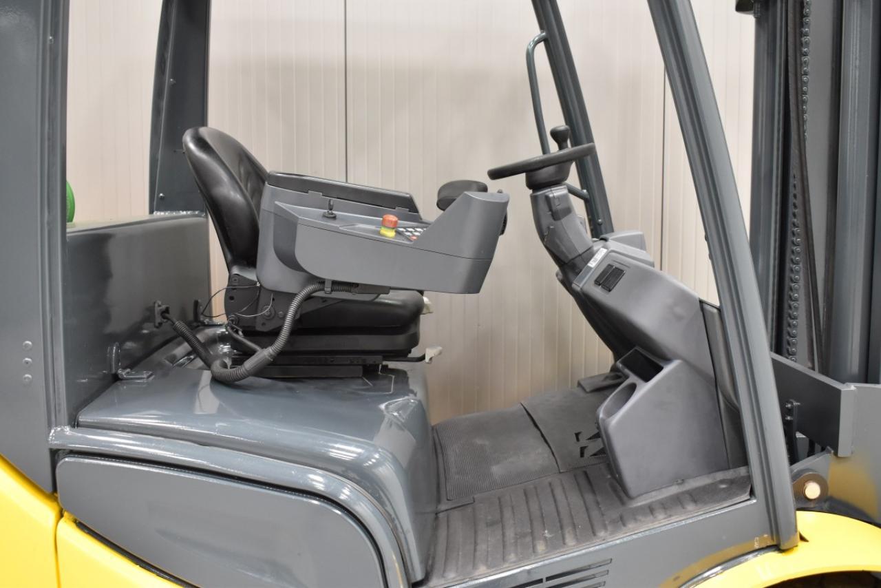 33859 JUNGHEINRICH TFG 550 S - LPG, 2012, SS