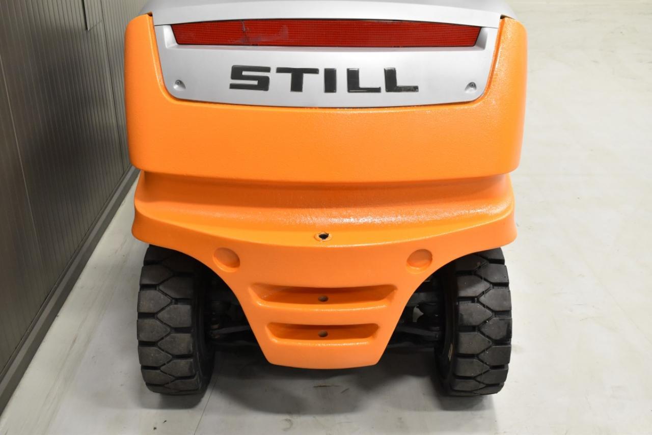 33870 STILL RX 60-40/600 - Battery, 2013, SS