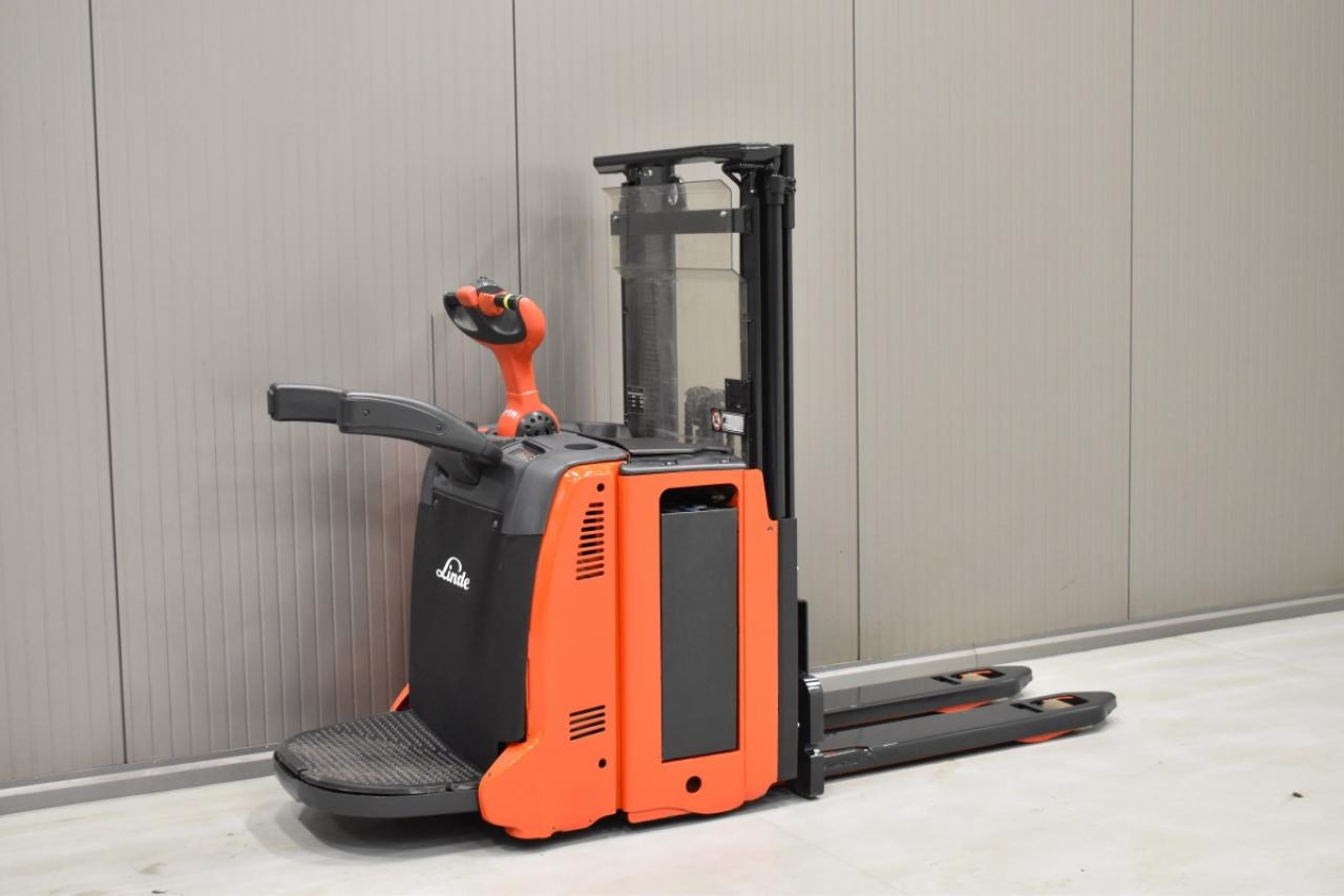 33939 LINDE D 12 AP - Battery, 2017, Free lift + initial lift, only 3855 hrs