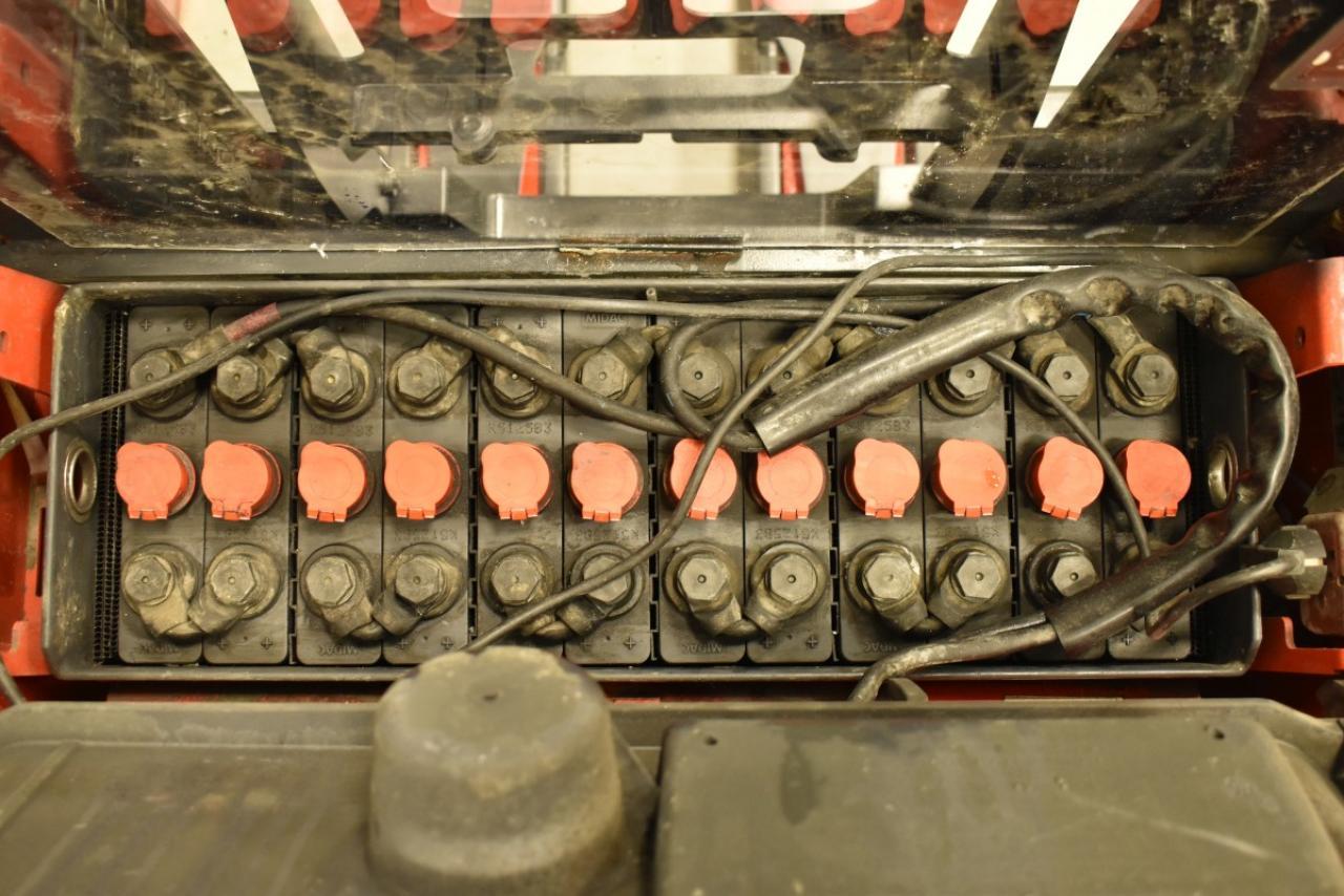 33958 LINDE L 14 - Battery, 2016, only 1248 hrs