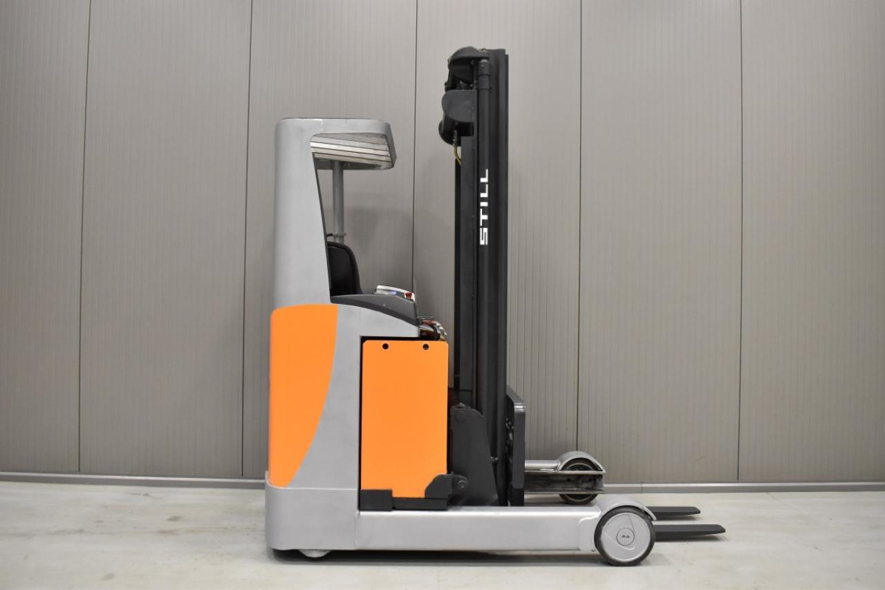 33999 STILL FM-X 25 - Battery, Reach truck, 2013, SS, Free lift, TRIPLEX