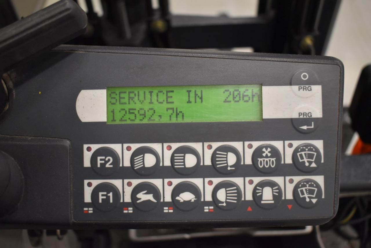 34009 STILL R 20-15 - AKU, 2005, BP, Volný zdvih, BAT 2011