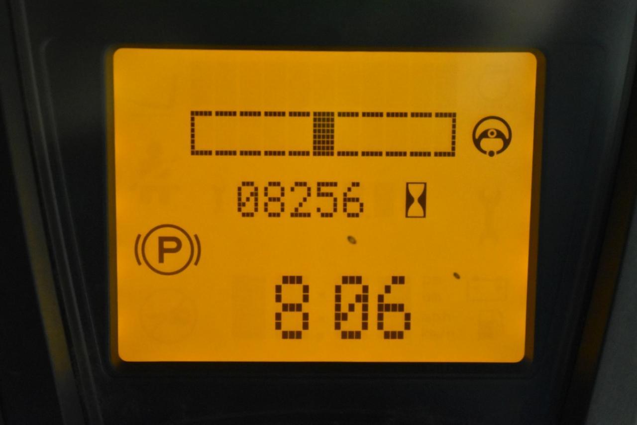 34093 LINDE E 20 L-02 - AKU, 2015, BP, Volný zdvih