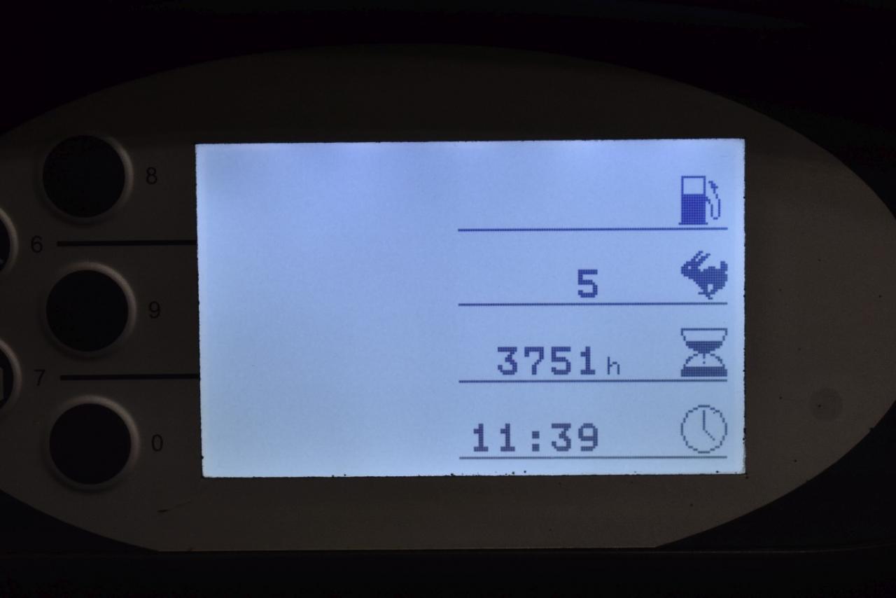 34108 STILL RX 70-16 T - LPG, 2014, BP, Volný zdvih, Triplex, pouze 3750 mth