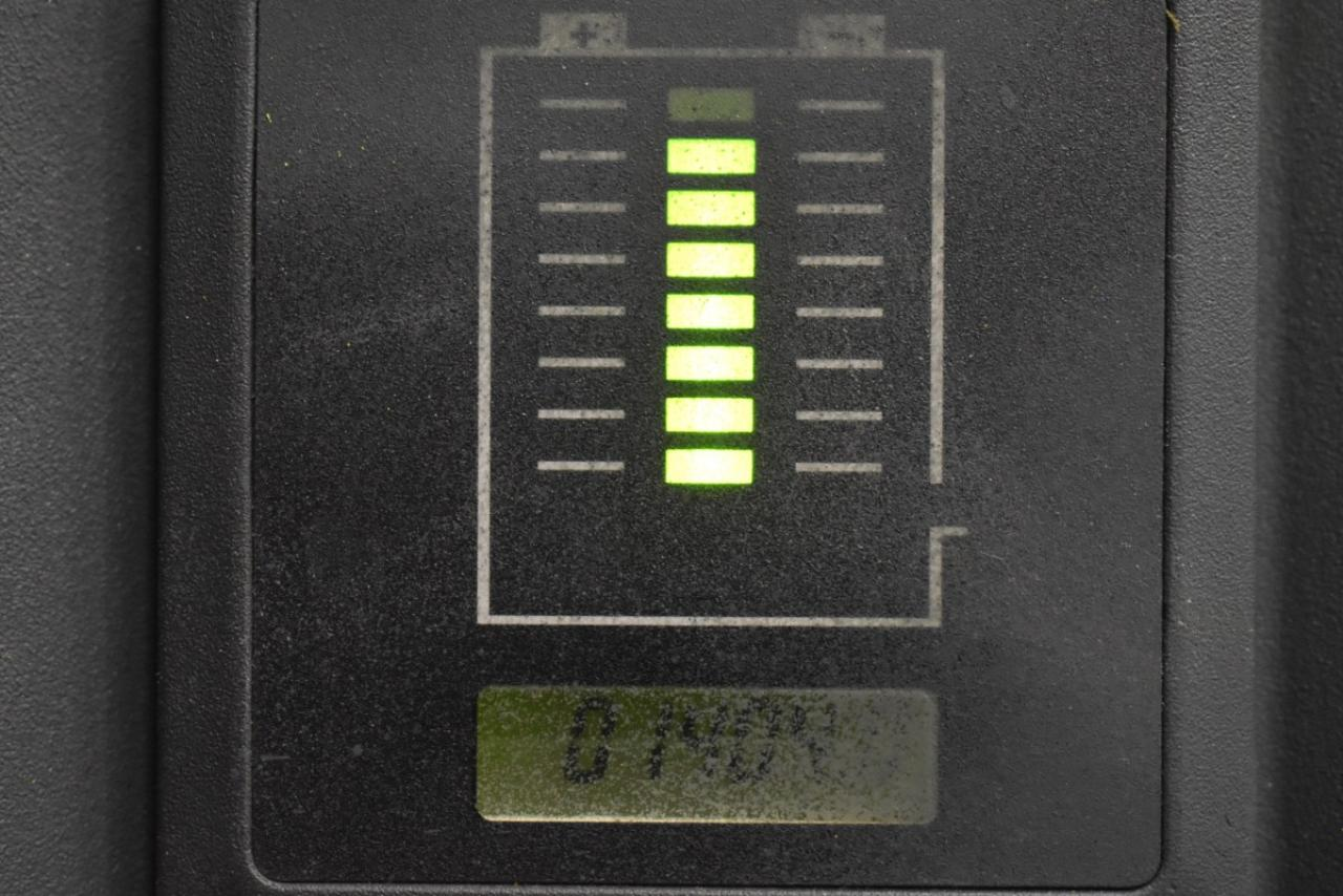 34147 JUNGHEINRICH EJC 112 - AKU, 2010, Volný zdvih, pouze 1404 mth, BAT 2015