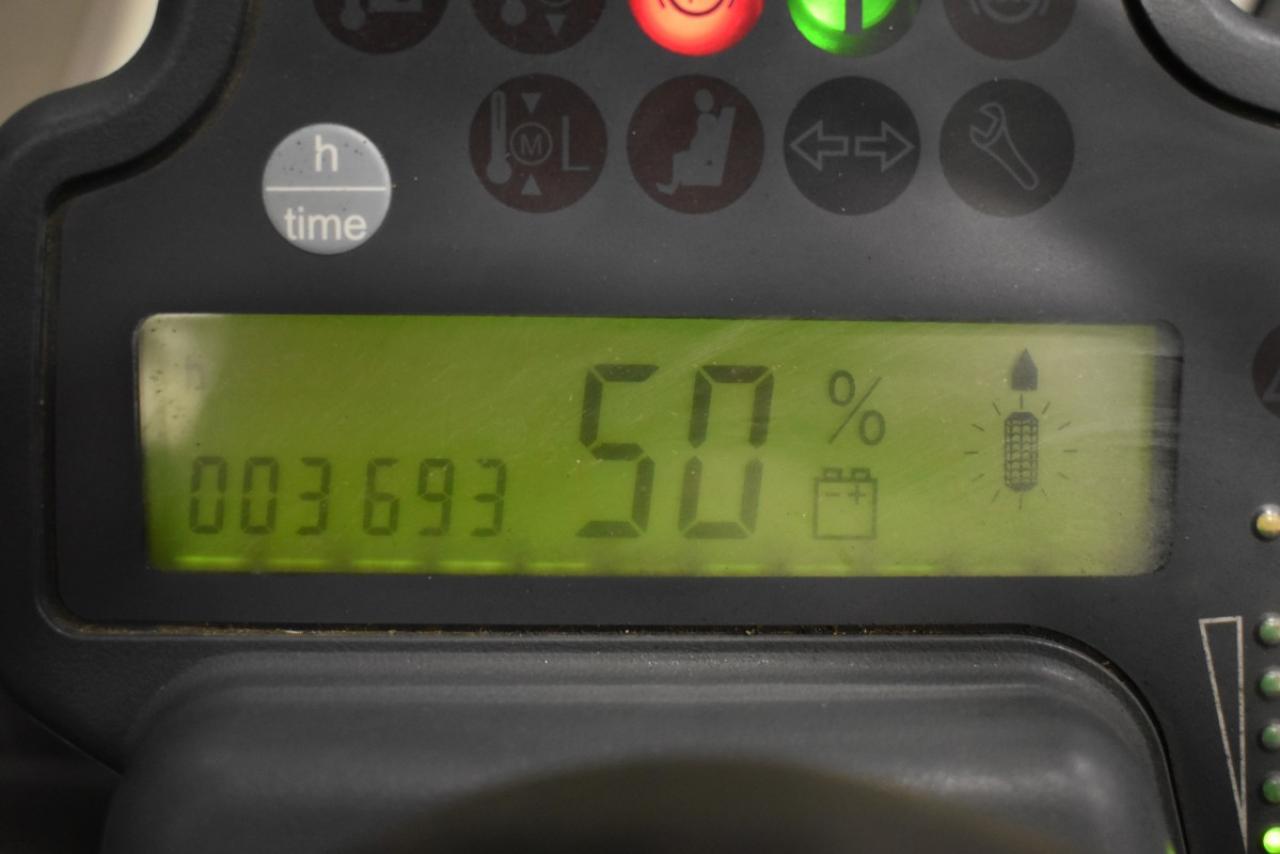 34148 JUNGHEINRICH EFG 540 - AKU, 2007, BP, pouze 3692 mth
