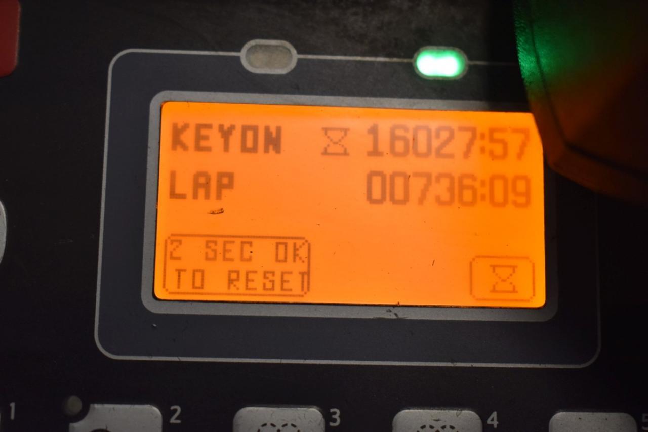 34179 TOYOTA 8FBMKT25 - AKU, 2014, BP