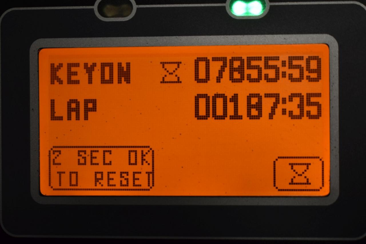 34180 TOYOTA 8FBMKT25 - AKU, 2014, HSV, pouze 6004 mth