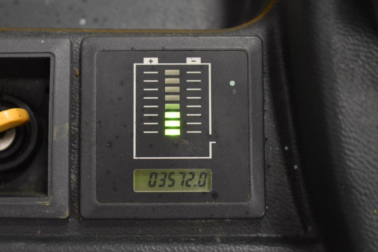 34227 JUNGHEINRICH ERC 216 - Battery, 2011, only 3572 hrs