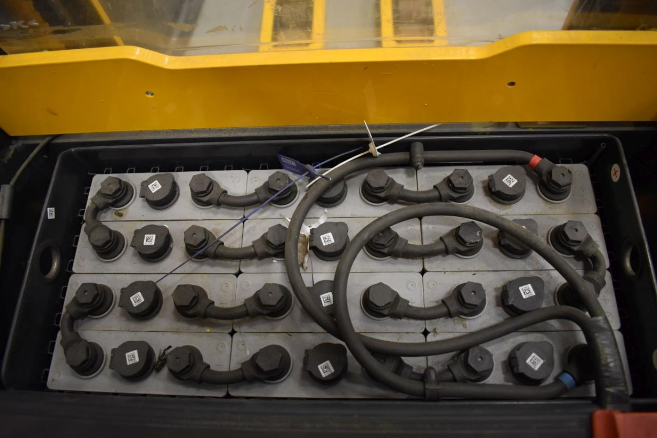 34250 JUNGHEINRICH EJC 220 - Battery, 2007, only 854 hrs, BATT 2018