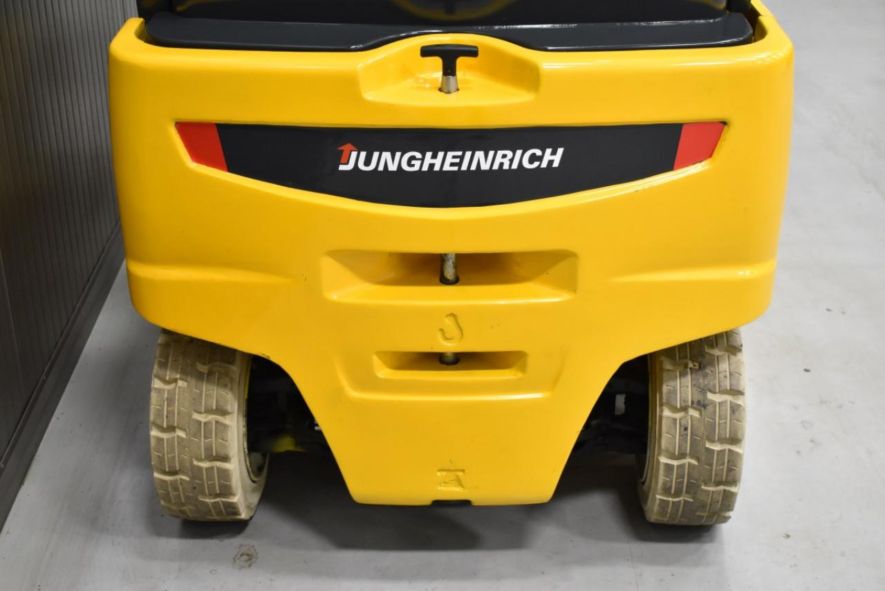 34295 JUNGHEINRICH EFG 316 K - Battery, 2015, SS, Free lift