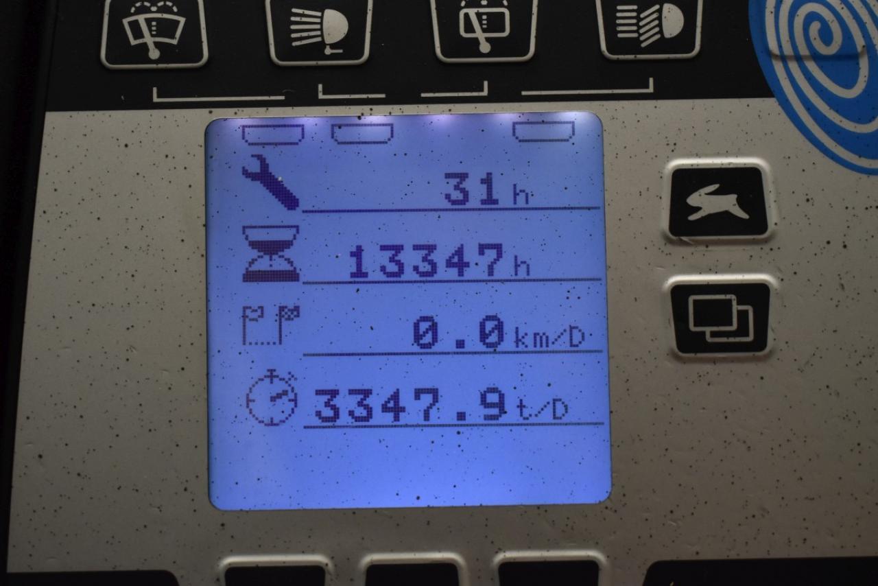 34440 STILL RX 20-18 - Battery, 2008, semi-cabin, SS+FP, Free lift, BATT 2013