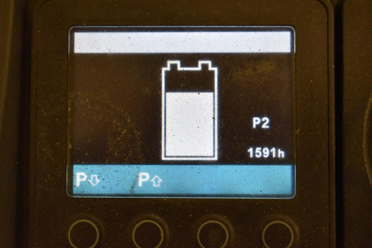34570 JUNGHEINRICH EJC 110 - Battery, 2016, only 1591 hrs