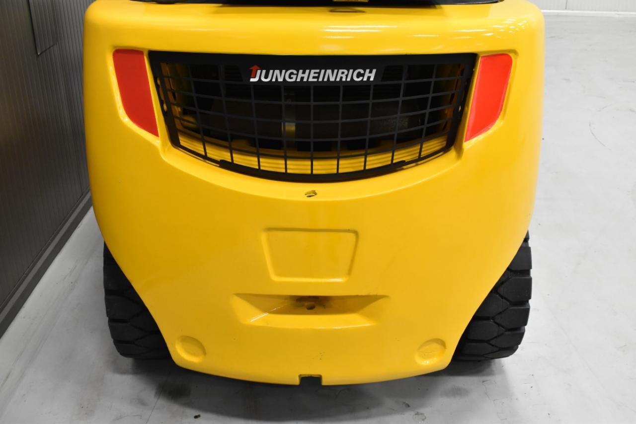 34617 JUNGHEINRICH TFG S50s - LPG, 2014, Cabin, SS+FP