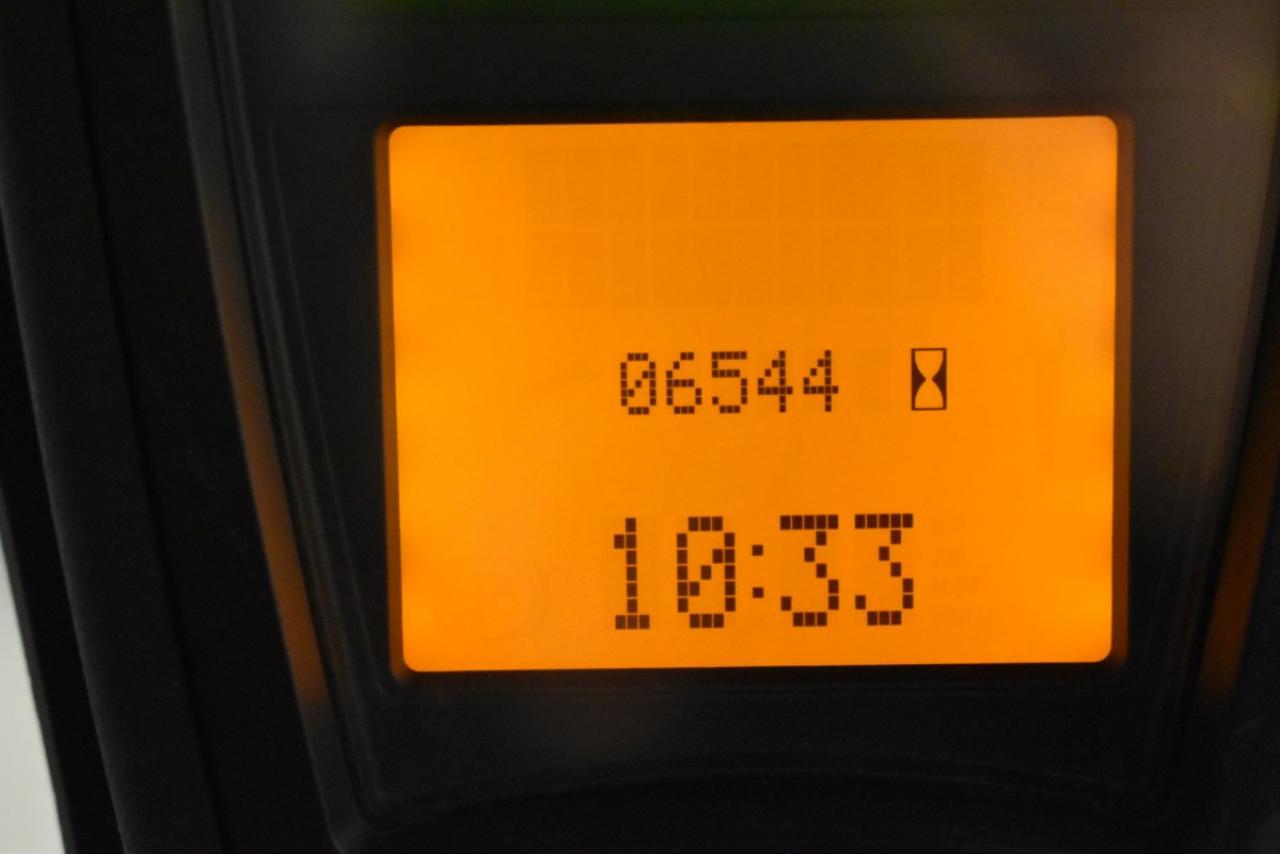 34662 LINDE E 14-01 - AKU, 2007, BP, Volný zdvih, pouze 6543 mth, BAT 2015