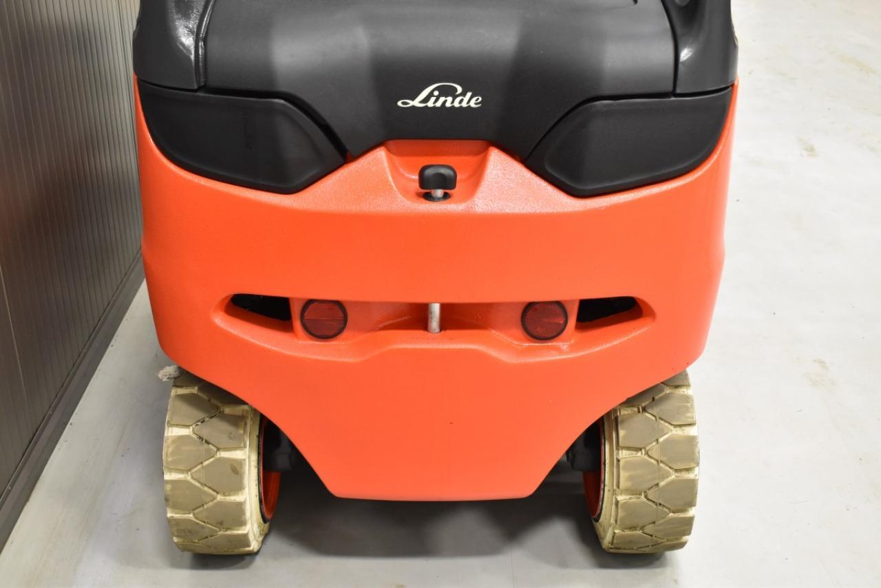 34667 LINDE E 30 RHL/600-01 - Battery, 2016, SS