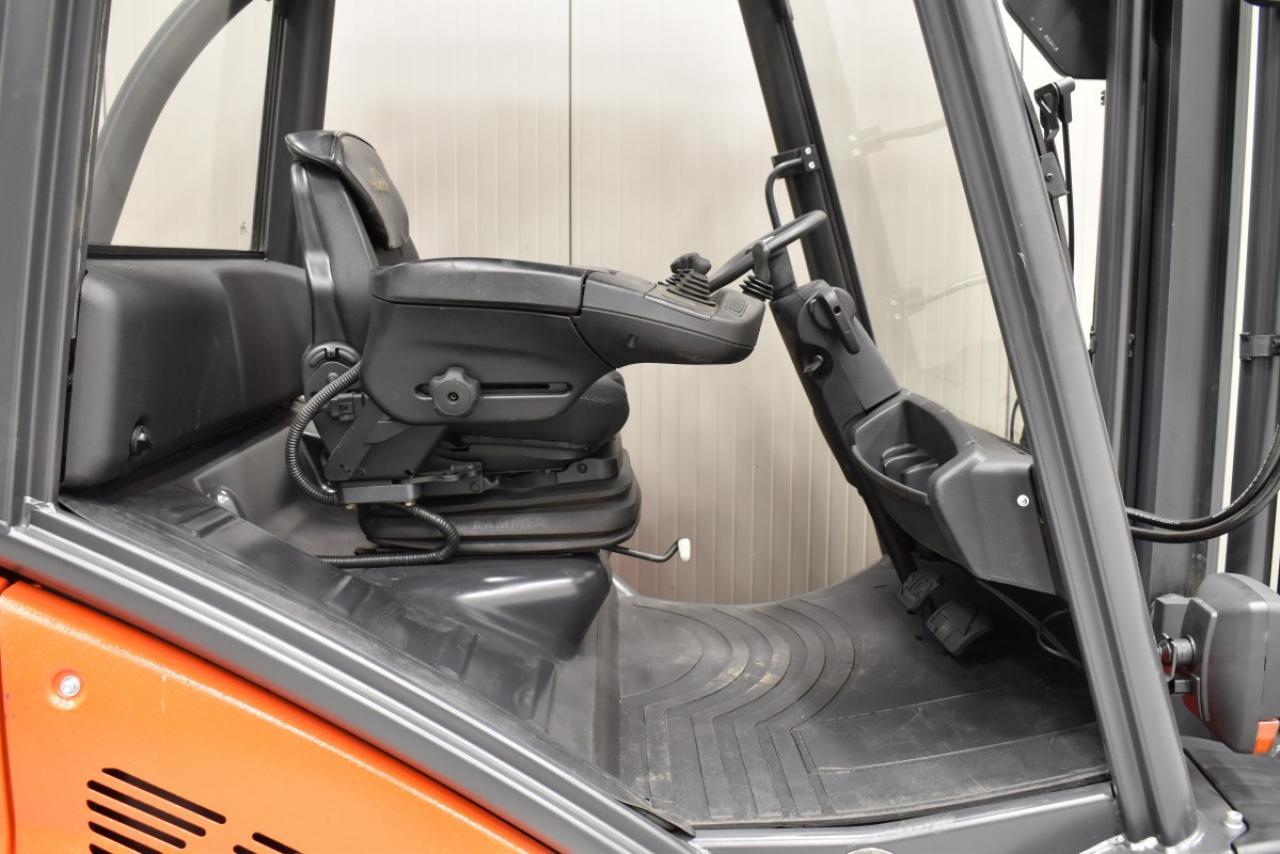 34676 LINDE H 45 D-01 - Diesel, 2012, semi-cabin, SS