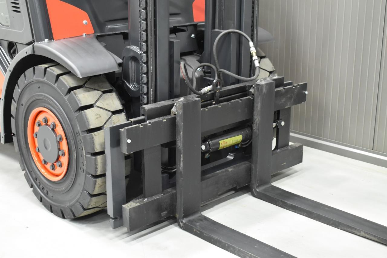 34755 LINDE H 50 D-02 - Diesel, 2014, Kabina, BP