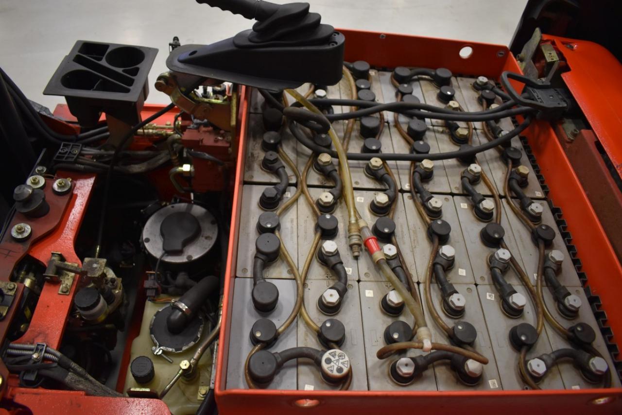 34814 LINDE E 20 P - Battery, 2003, SS,  BATT 2010