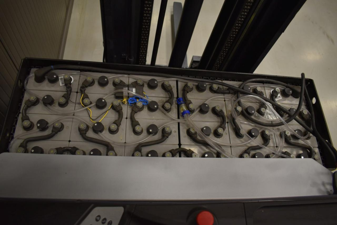 34832 STILL FM-X 14 - AKU, Retrak, 2011, BP, Volný zdvih, Triplex, pouze 5725 mth, BAT 2018