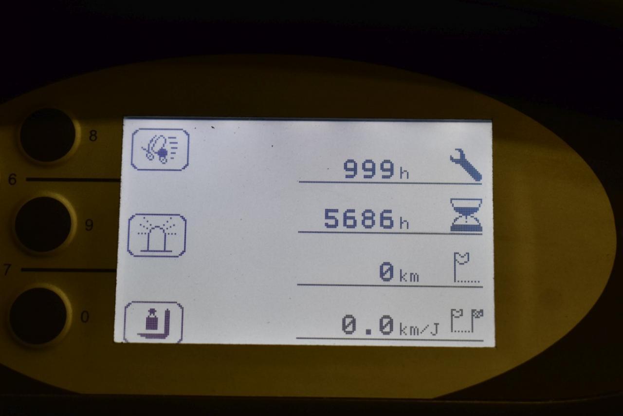 34987 STILL RX 20-16 - AKU, 2015, BP, Volný zdvih, pouze 5681 mth