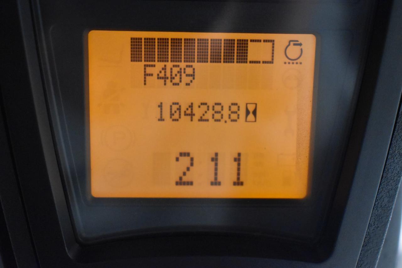 35058 LINDE H 25 D-01 - Diesel, 2012, Kabina, BP