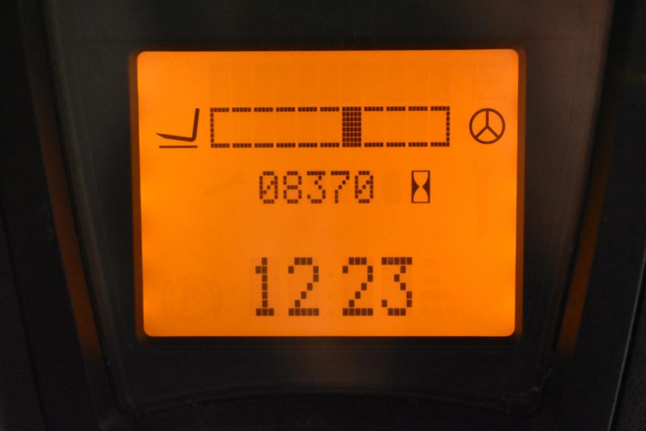 35110 LINDE E 16 - AKU, 2007, BP, Volný zdvih, Triplex, BAT 2011