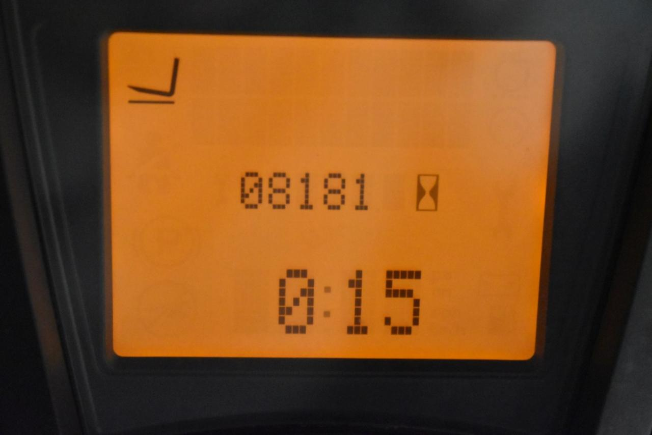 35188 LINDE E 16-01 - Battery, 2013, SS, Free lift, TRIPLEX, BATT 2018