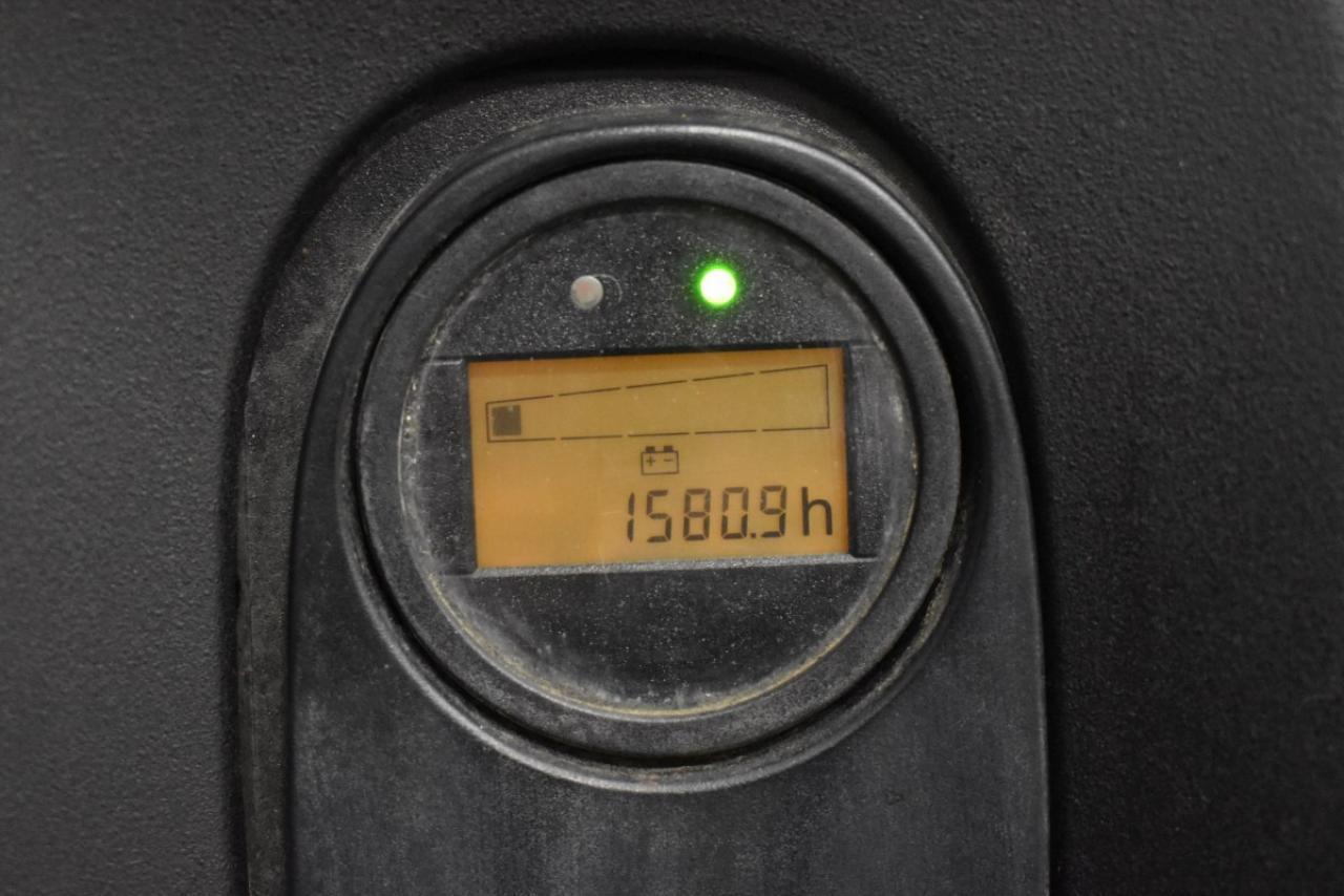 35194 LINDE L 12 - AKU, 2015, pouze 1580 mth