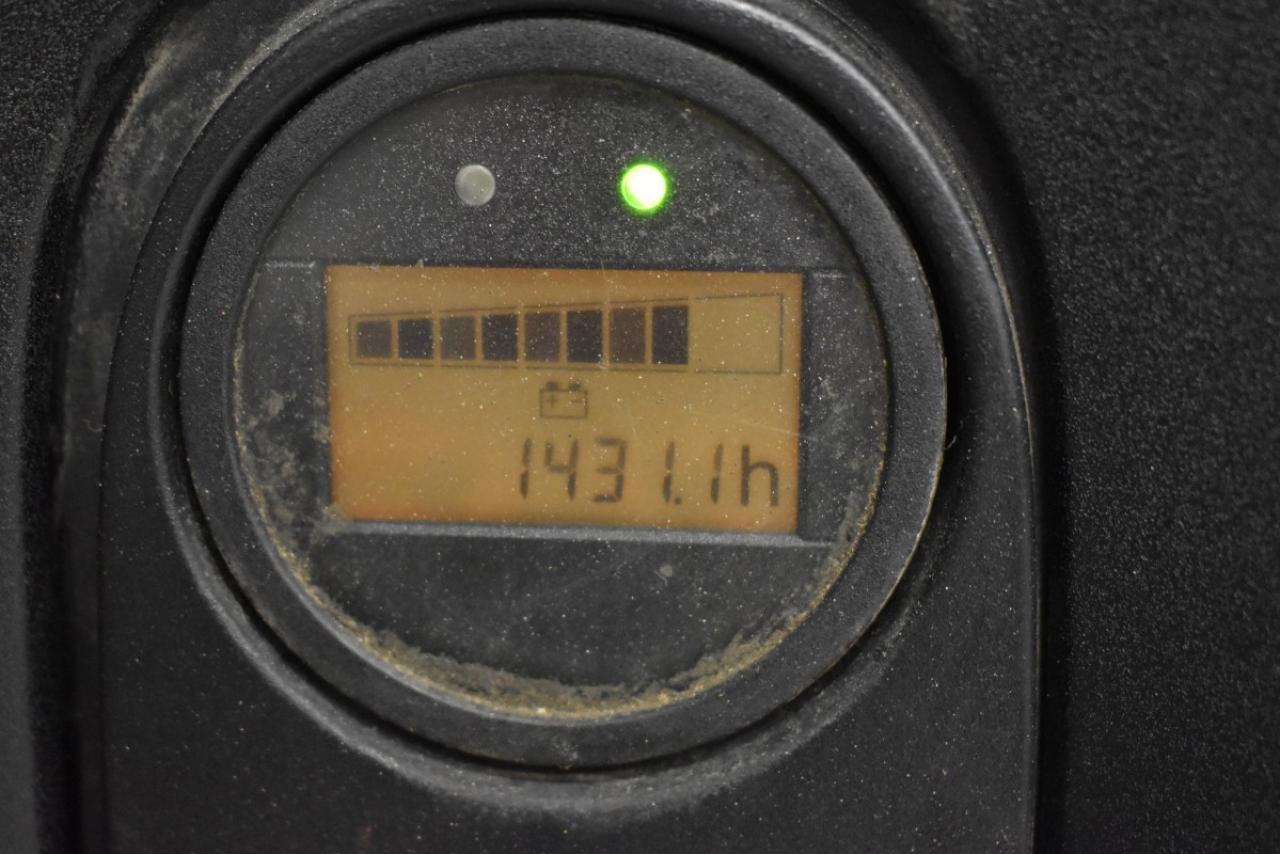 35197 LINDE L 12 - AKU, 2015, pouze 1431 mth