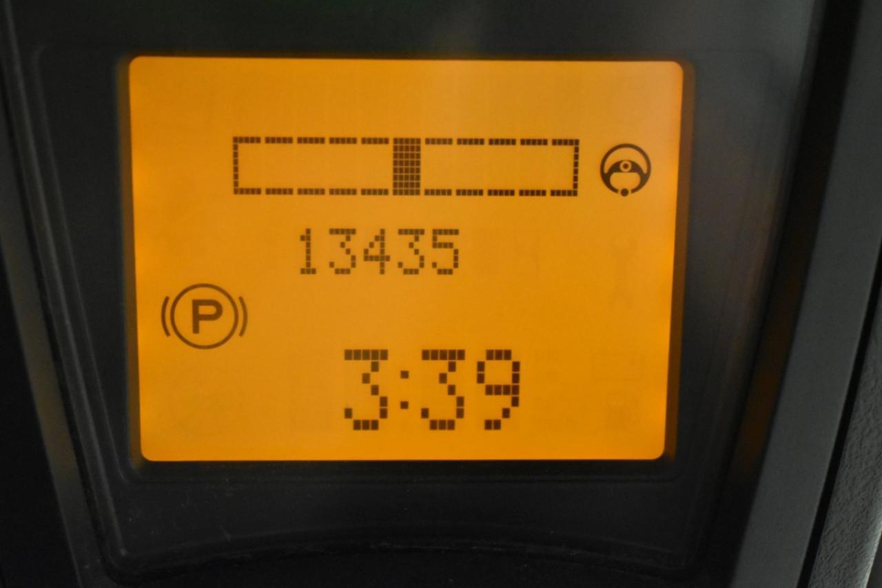 35205 LINDE E 16 P - Battery, 2014, SS+FP, Free lift