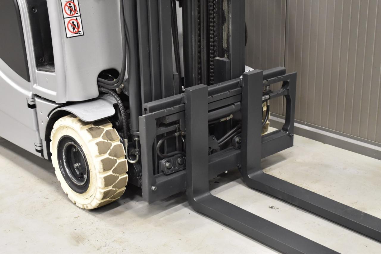 35238 STILL RX 20-16 P - Battery, 2015, SS, Free lift, TRIPLEX
